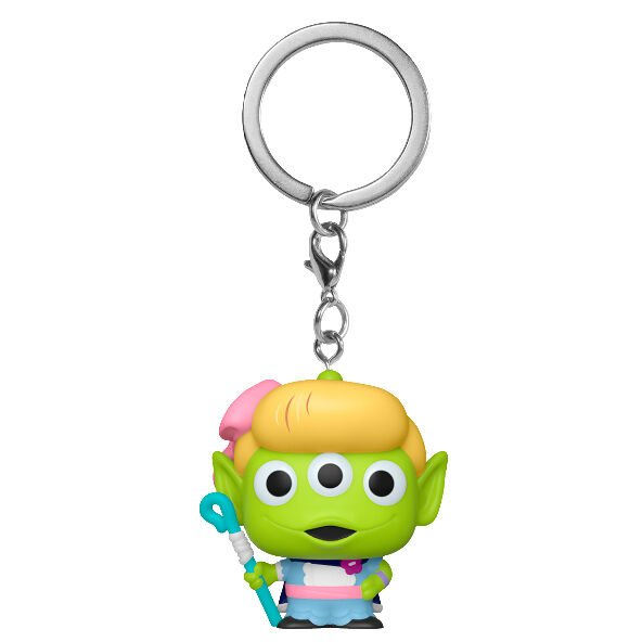 Llavero Pocket POP Disney Pixar Alien Remix Bo Peep