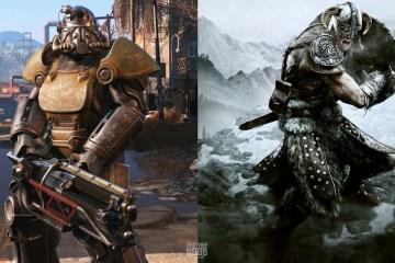 Ya están disponibles los parches para Skyrim y Fallout 4 en PS4-frikigamers.com
