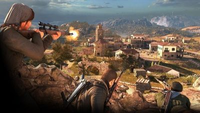 rebellion-informo-sniper-elite-4-tendra-soporte-playstation-4-pro-frikigamers.com
