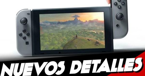 Se confirma que el procesador del Nintendo Switch sera una versión estándar-frikigamers.com