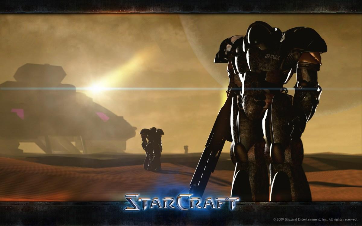 Starcraft será gratuito desde esta semana