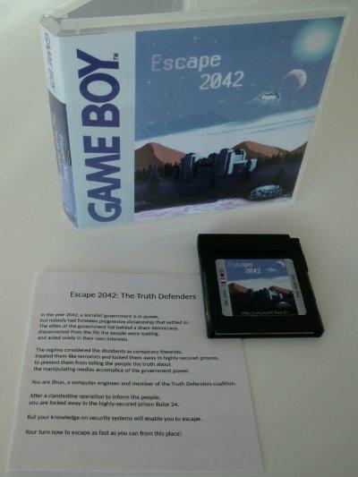 sabias-escape-2042-version-fisica-game-boy-frikigamers.com