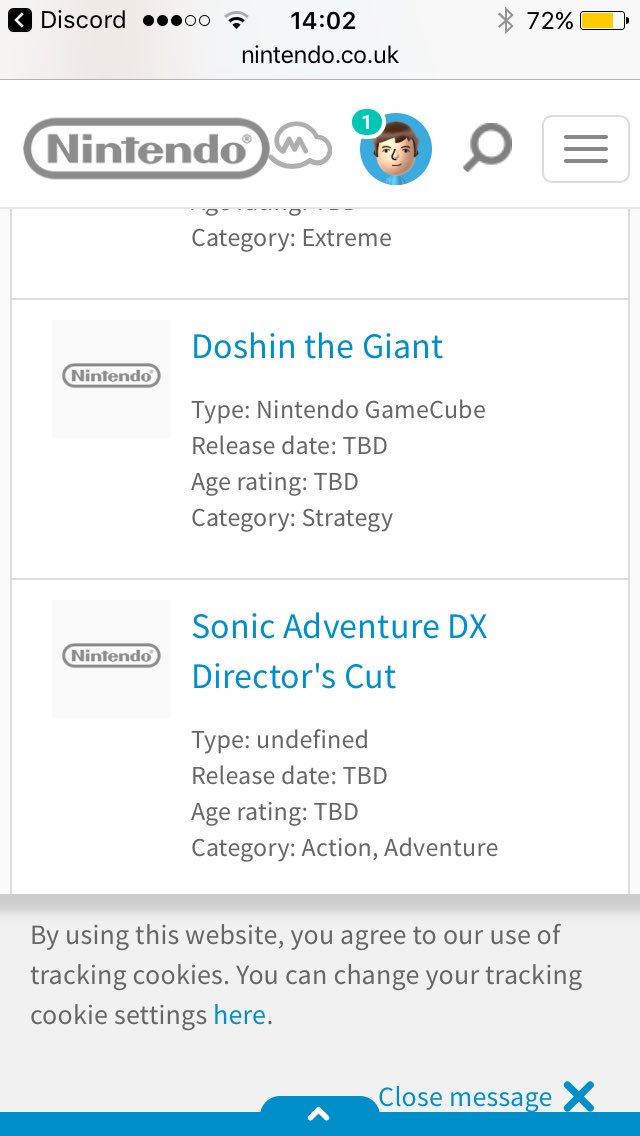 nuevas-pistas-titulos-gamecube-nintendo-switch-frikigamers.com