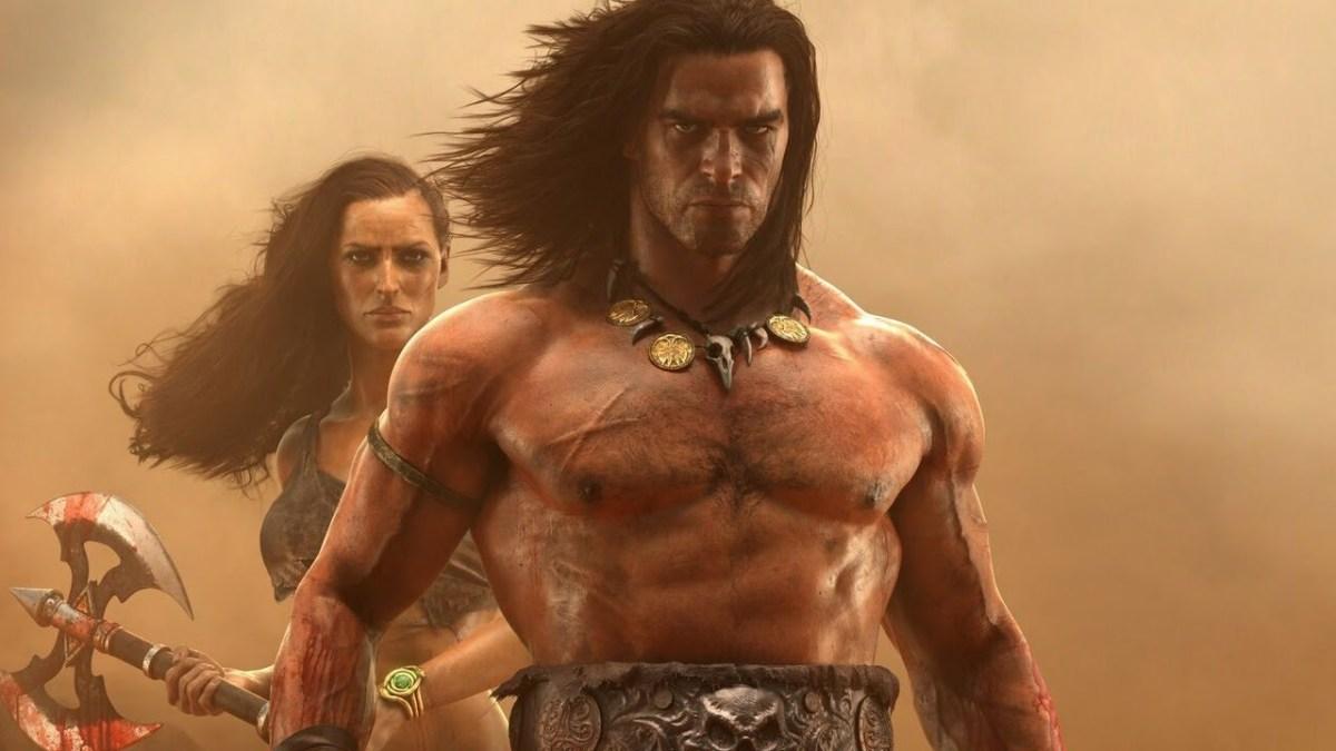 Ya puedes descargar Conan Exiles en Xbox One