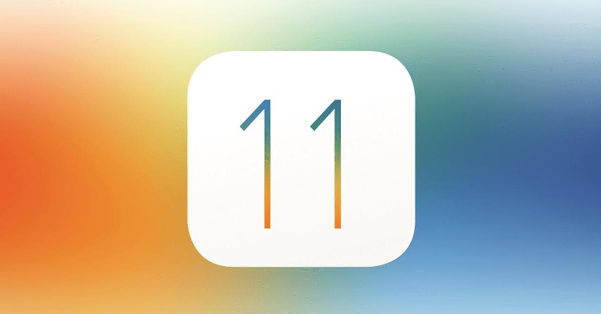 IOS 11 con error de seguridad en pantalla de bloqueo.