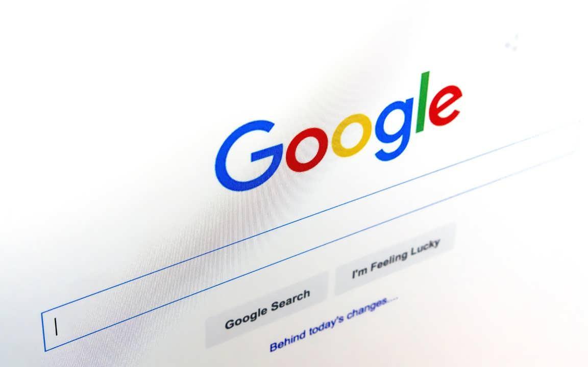 """Google eliminará botón de """"ver imágen""""."""