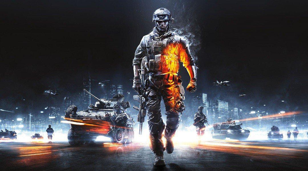 Chequea el supuesto banner de EA Play donde muestra el logo de Battlefield V