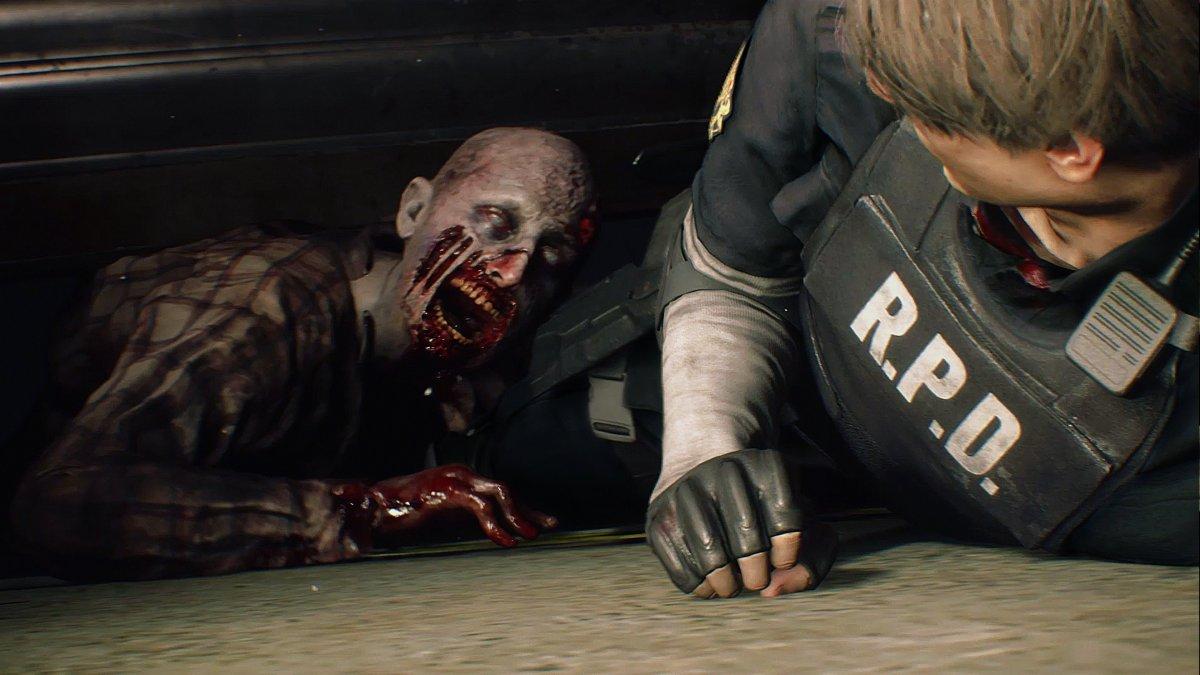 Conoce las ambiciones técnicas de Resident Evil 2 en consolas