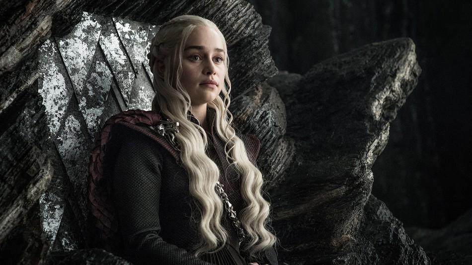 Emilia Clarke se despide de Juego de Tronos