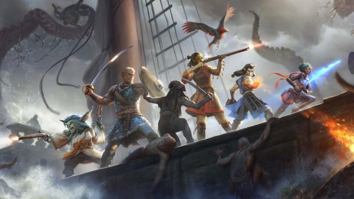El DLC de Pillars of Eternity 2, Beast of Winter, llegará el próximo 2 de agosto