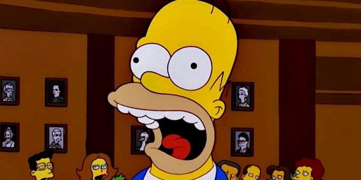 Mira a Homer Simpson en la vida real gracias a una impresora 3D