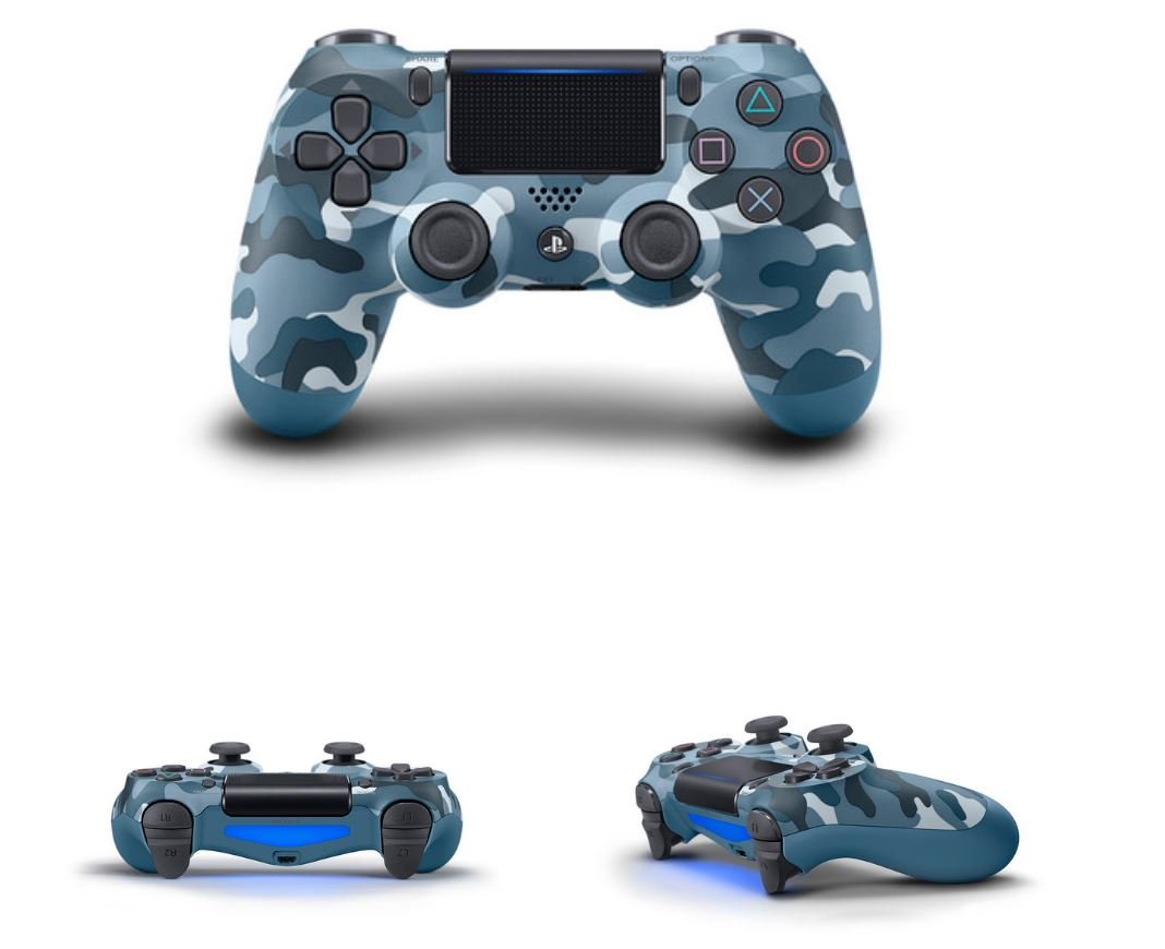 playstation_4-Blue-Camo-frikigamers.com