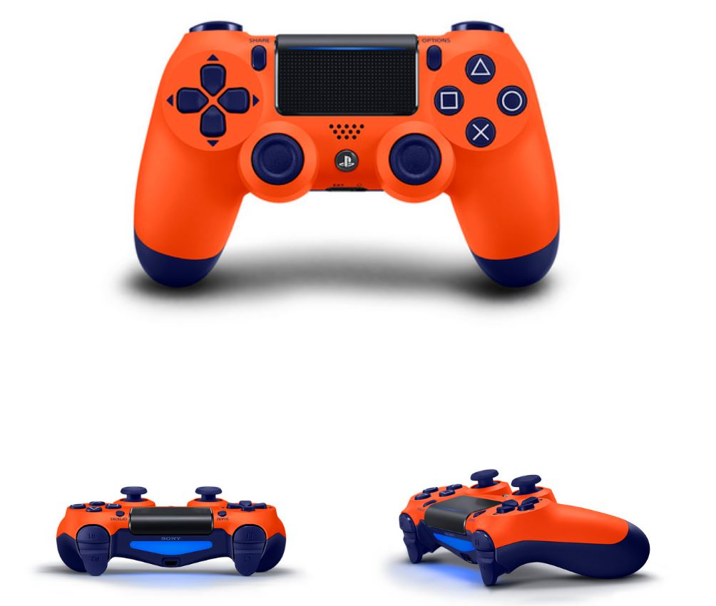 playstation_4-Sunset-Orange-frikigamers.com