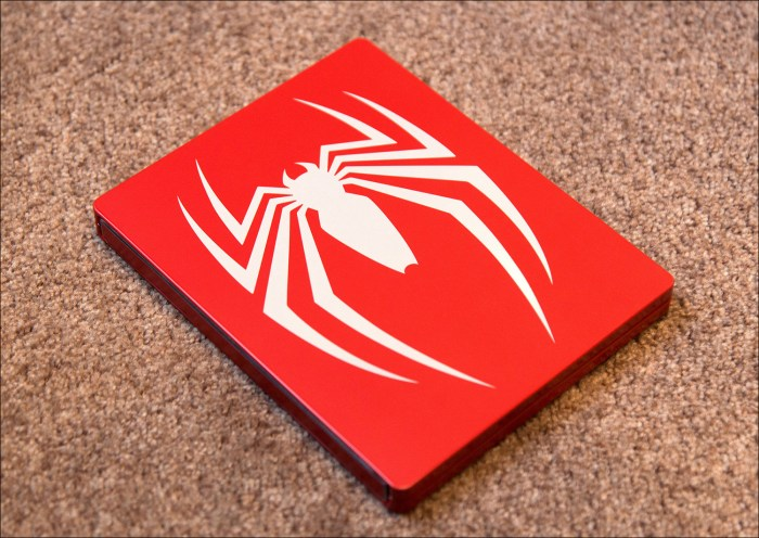 Spider-Man-Special-Edition-Steel-Book-frikigamers.com