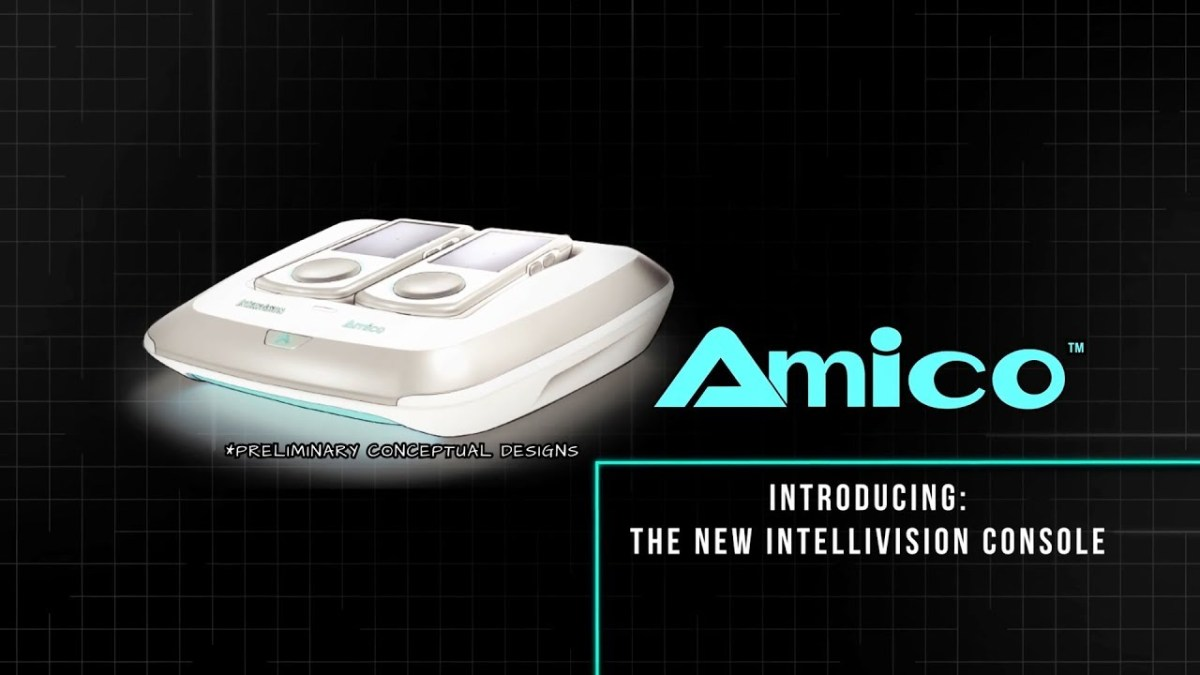 Introducing the Intellivision Amico