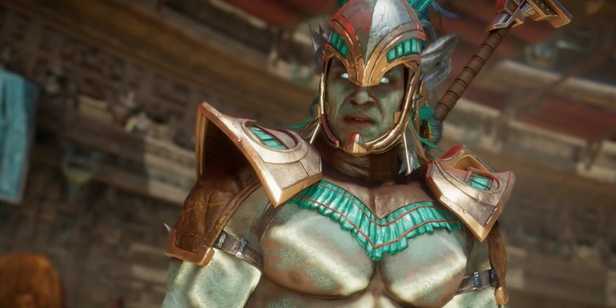 El nuevo tráiler de Mortal Kombat 11 revela a Kotal Kahn como el último personaje jugable