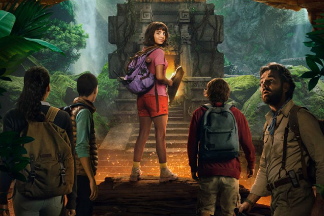 Mira el primer tráiler de Dora y la Ciudad Pérdida