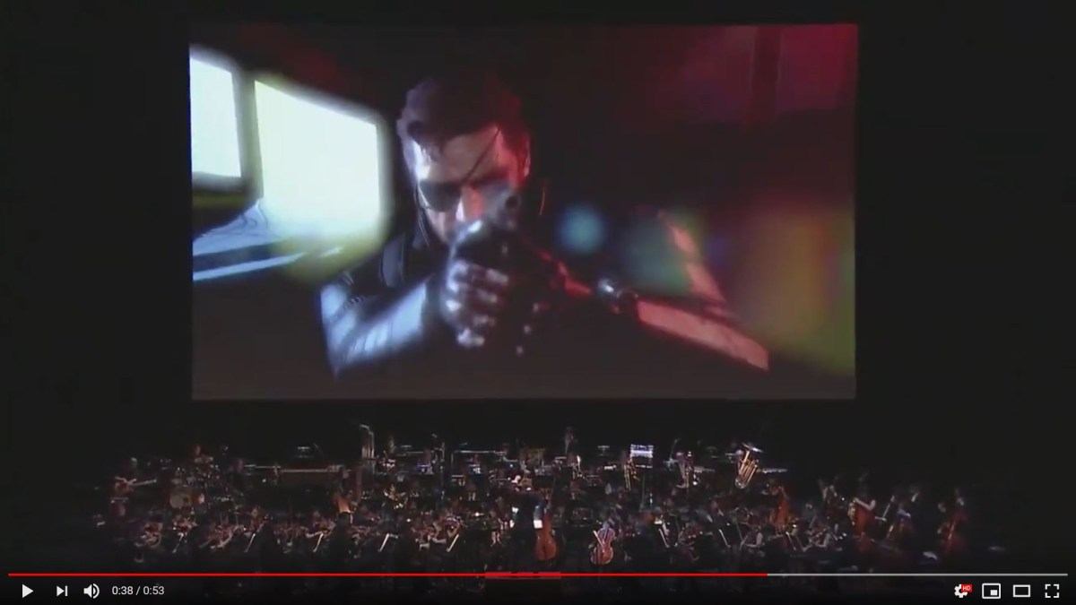 Program Unveiled for the Official US Premiere of Metal Gear in Concert!