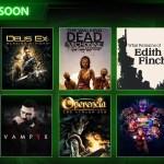 Vampyr y Deus Ex: Mankind Divided llegarán al catálogo de Xbox Game Pass