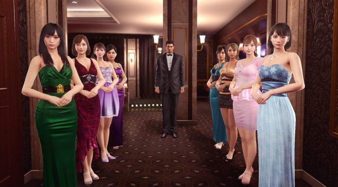 Se lanzó el primer Mod de desnudo para Yakuza Kiwami 2