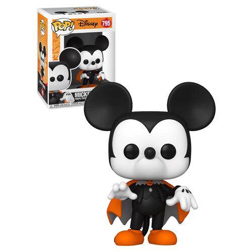 Funko Pop Disney Halloween Spooky Mickey Mouse 795