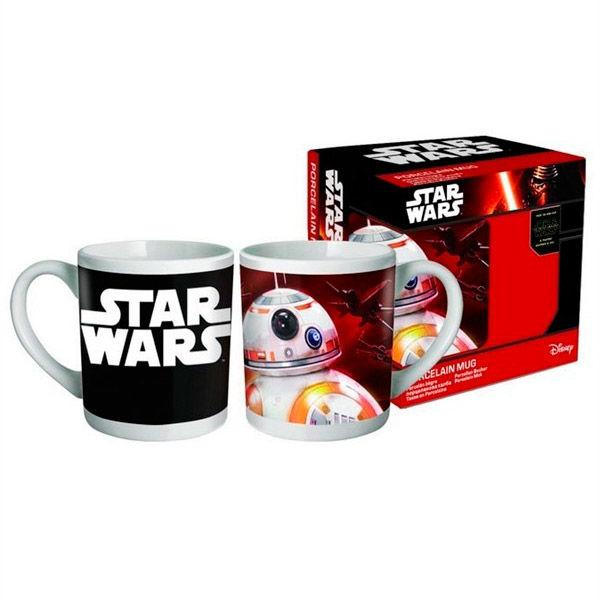 Taza Star Wars BB-8 porcelana