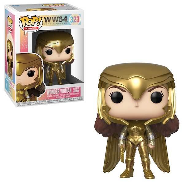 Wonder Woman Armadura Oro-323