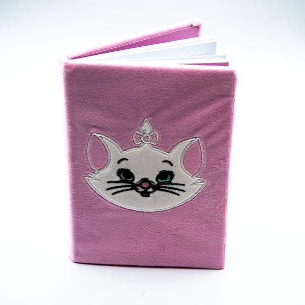 Cuaderno Aterciopelado A5 Marie