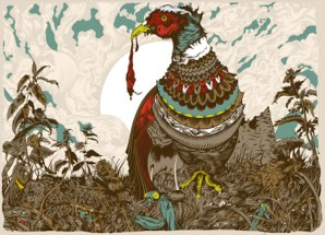 pheasant-elder-with-sun
