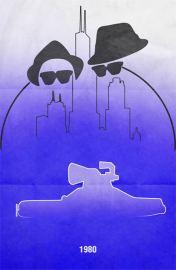 famous-movie-cars-minimalist-poster-061