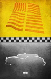 famous-movie-cars-minimalist-poster-141