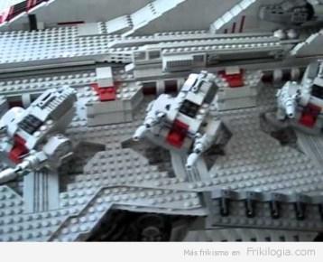 Destructor de StarWar de 43