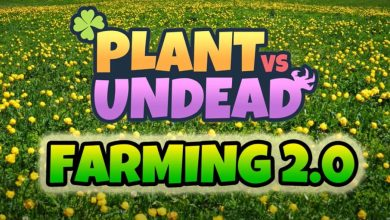 Farming 2.0 de PLANT vs UNDEAD