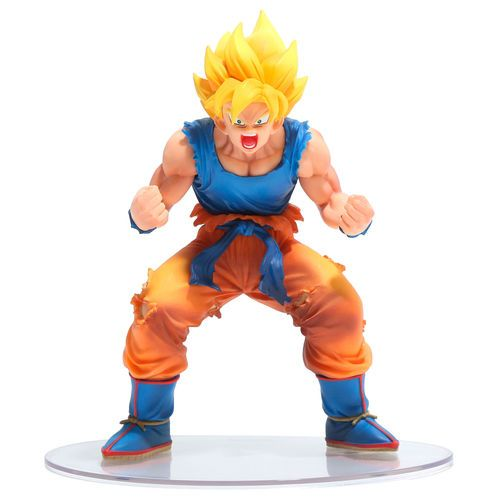 Figura Son Goku Super Sayan Dragon Ball