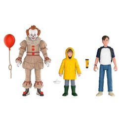 set-figuras-pennywise-bill-georgie