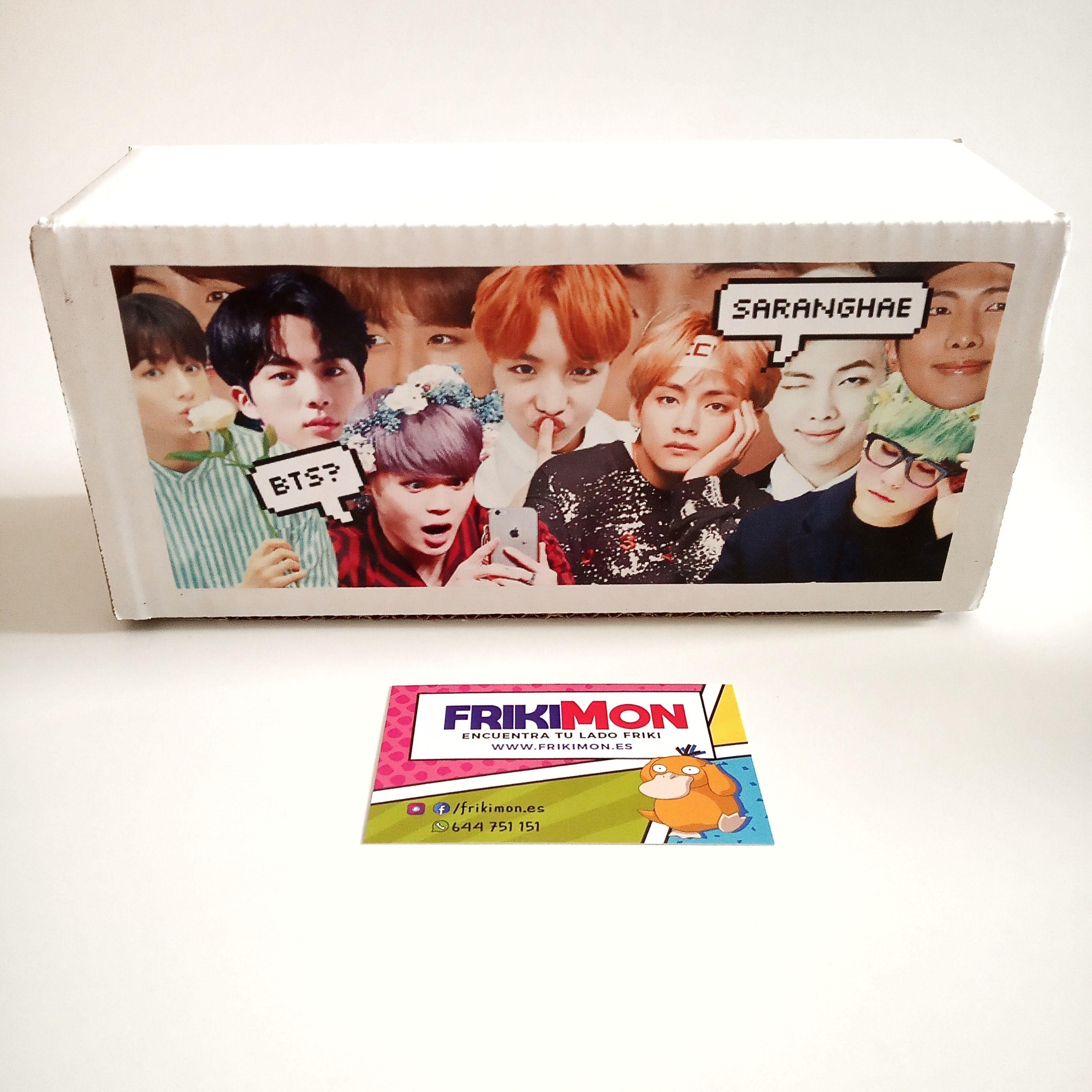 Caja Sorpresa BTS Kpop - Mystery Box