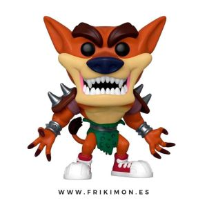 funko-pop-tiny-tiger-crash-bandicoot serie 3