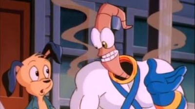 Earthworm-Jim-Episode-11-Bring-Me-the-Head-of-Earthworm-Jim