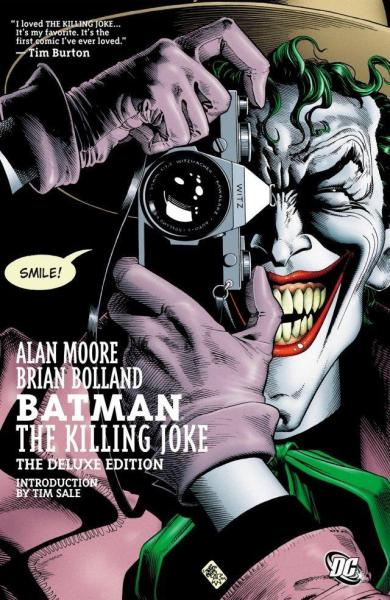 KillingJoke portada comic