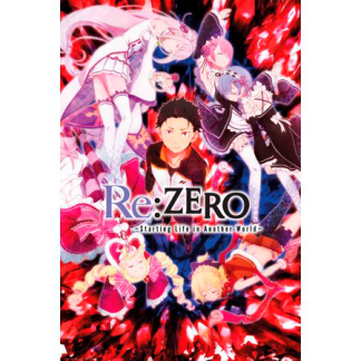 RE ZERO STARTING LIFE IN ANOTHER WORLD