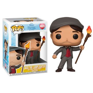 POP figure Disney Mary Poppins Jack the Lamplighter