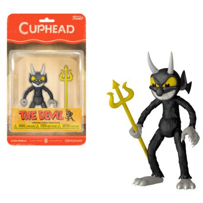 Figura action Cuphead The Devil