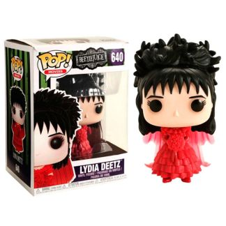 Figura POP Beetlejuice Lydia Wedding Dress Exclusive