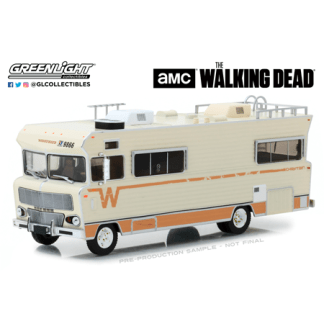 "Winnebago Chieftain ""The Walking Dead"" (1973) Greenlight 1/43"