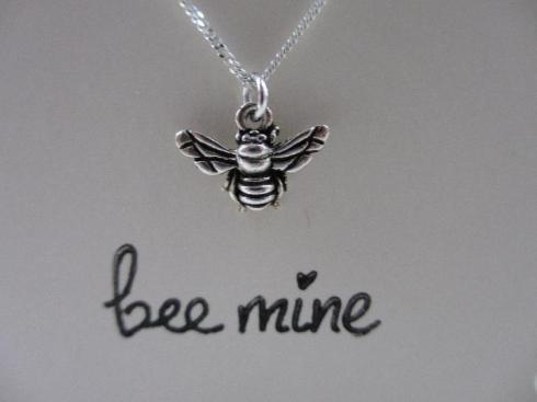 Alberta Grace Bee mine necklace - £25
