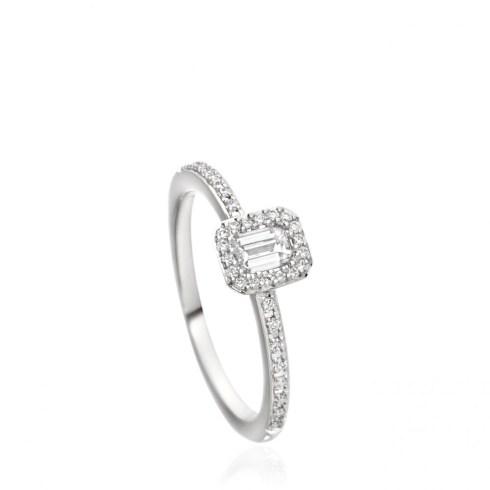 Astley Clarke Grace Vertical Diamond ring - £2,300.