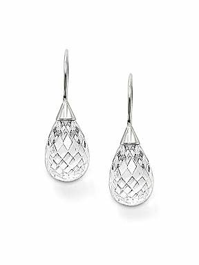 Thomas Sabo Classic White drop earrings
