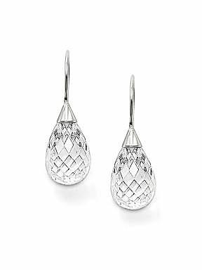 Thomas Sabo Classic White drop earrings