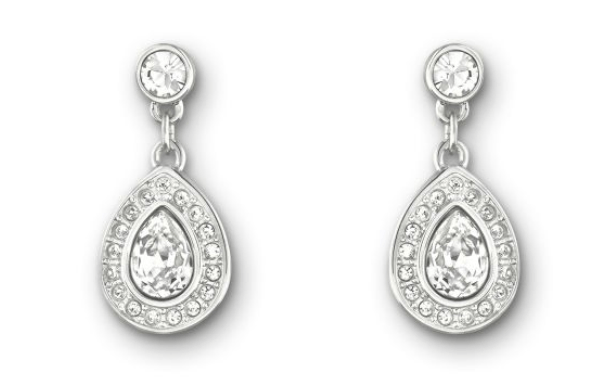 Sensation small drop earrings - £59