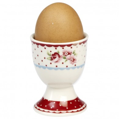 Paisley Rose Egg Cup